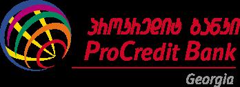 პროკრედიტ ბანკი - აიღე სესხი procreditbank.ge-ზე
